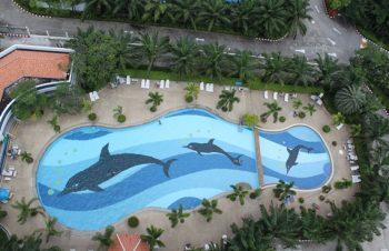 Pool View Talay 2 Swimming Pool